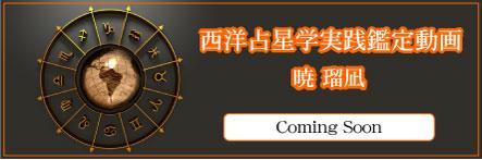 西洋占星学実践鑑定動画